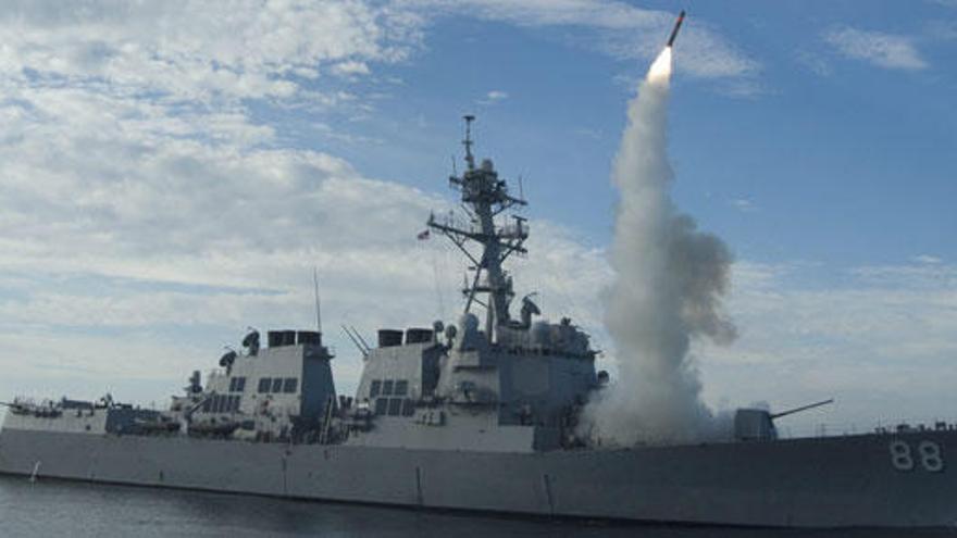 EEUU y sus aliados lanzan una nueva ofensiva en Siria