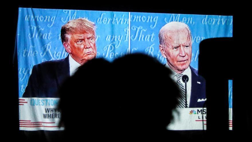 ¿Qué ocurre con la campaña electoral tras el positivo de Trump?