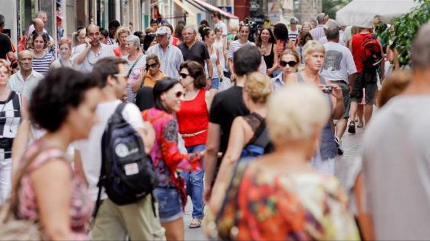 Balearen mit höchstem Plus bei Einwohnerzahl in ganz Spanien