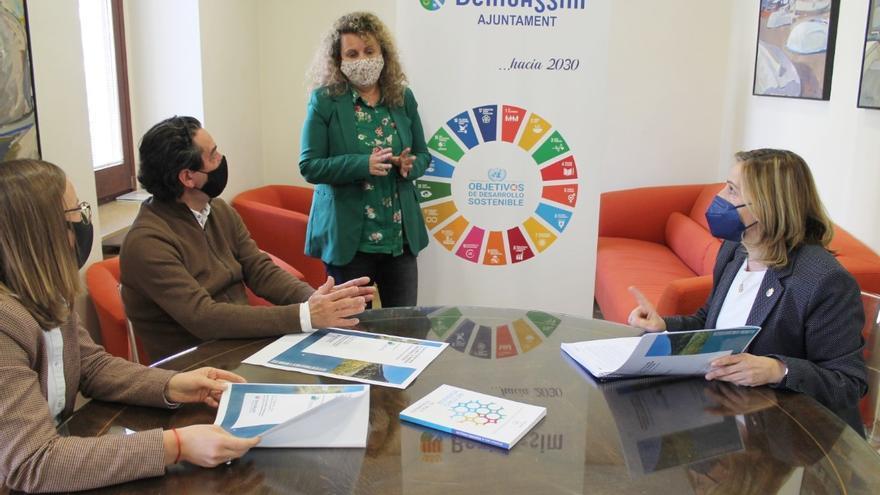 Benicàssim saca la mejor nota en objetivos de desarrollo sostenible