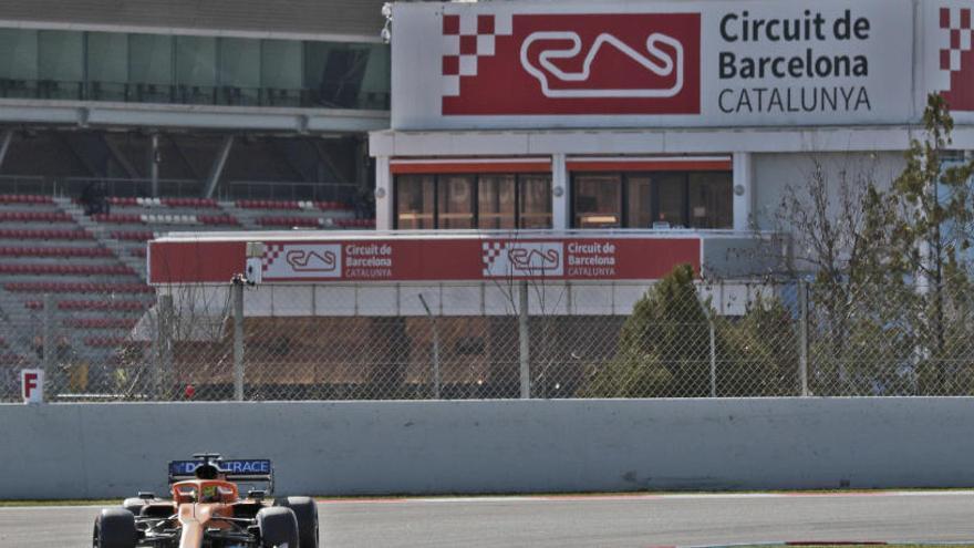 El Circuit de Catalunya negocia un contracte de dos a quatre anys per mantenir la Fórmula 1