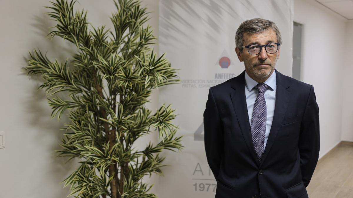 Joaquín Font de Mora ocupa la presidencia de Anffecc.