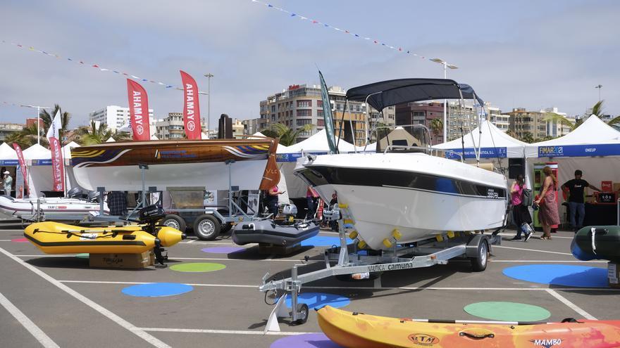 Inauguración de la Feria Internacional del Mar, Fimar 2021