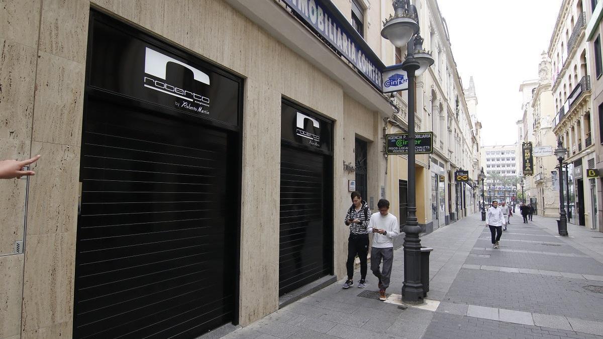 El sector servicios en Córdoba pierde un 40% de su contratación anual por el covid
