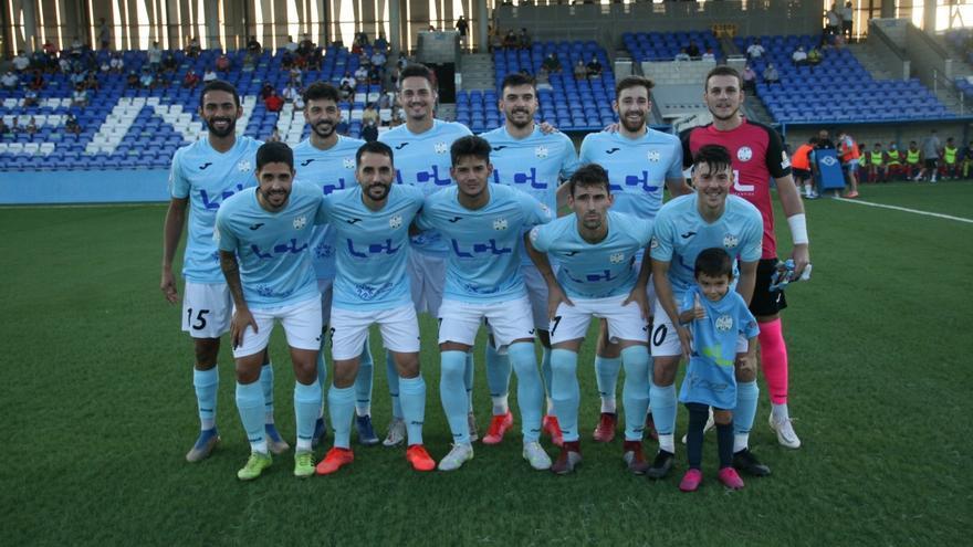 El Ciudad de Lucena se clasifica con sufrimiento en la Copa RFAF