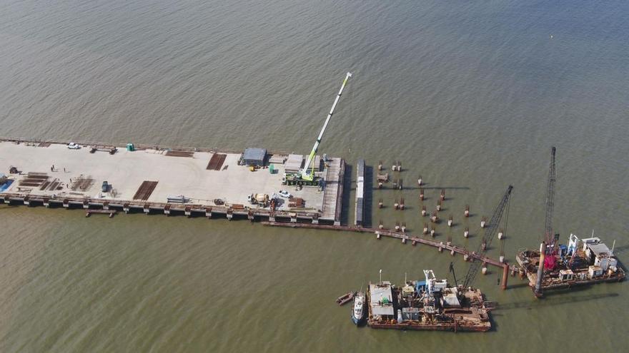 Uruguay lanza la licitación para el puerto ofertado a ARVI
