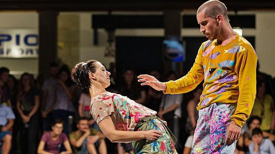 La danza sube al escenario en marzo