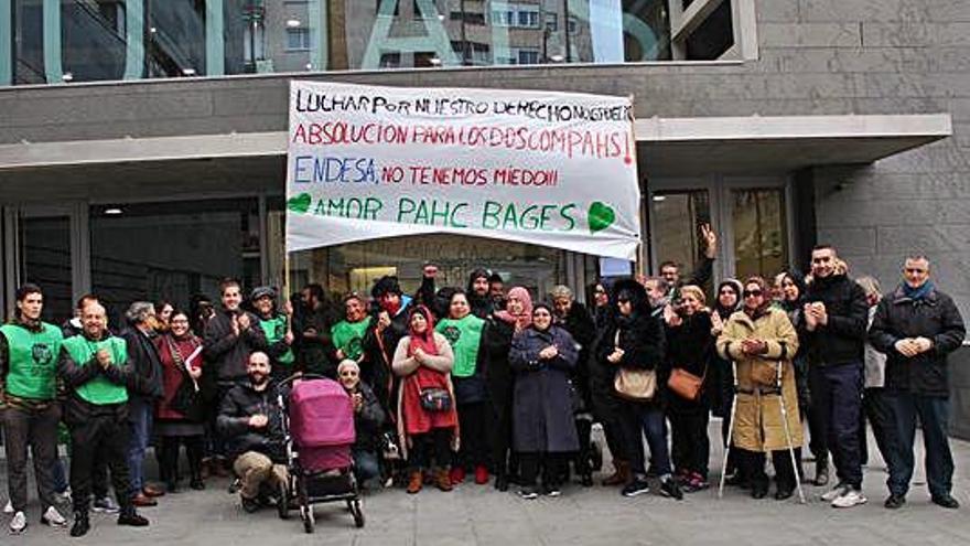 Els activistes Sorinas i Garcés neguen cap agressió a mossos d'esquadra