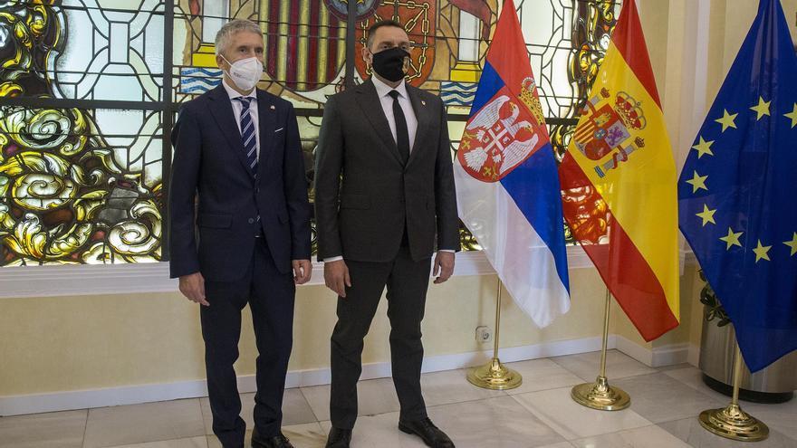España y Serbia unen sus fuerzas contra el tráfico de la marihuana