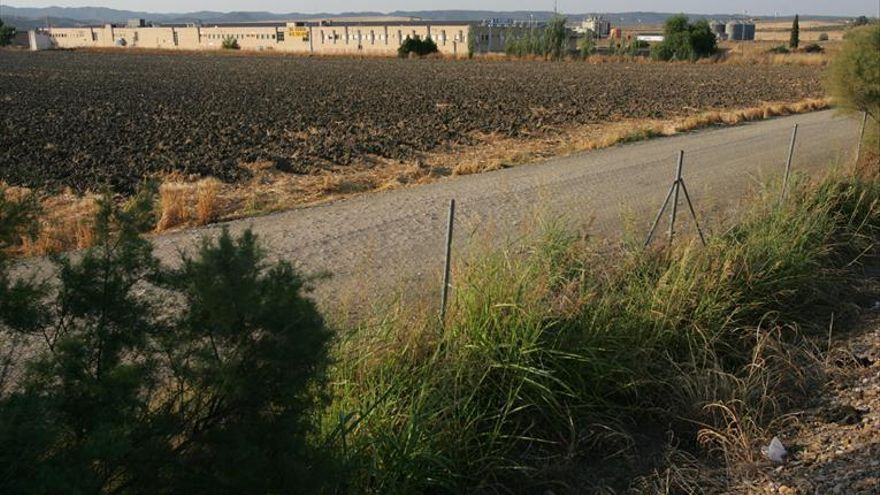 Luz verde a los convenios para la cesión de suelo de la base con las dos familias propietarias de La Rinconada