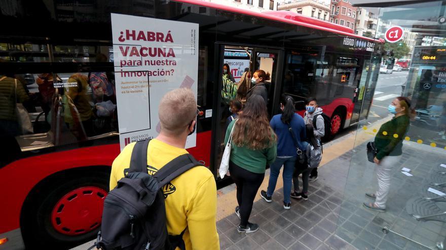 La novedad en los autobuses de la EMT a partir del lunes
