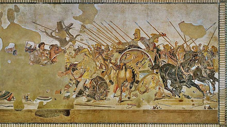 Alejandro Magno: revivir la Ilíada