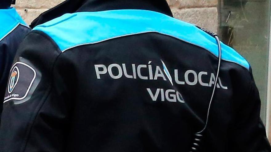 Policía Local Vigo.