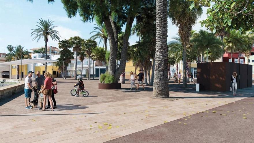 Urbanismo acaba el proyecto de reforma del paseo marítimo de Pedregalejo