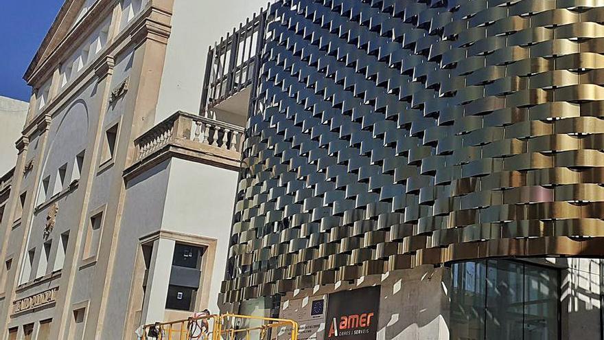 Inca destina 475.000 euros para finalizar las obras del teatro y esponjar su entorno