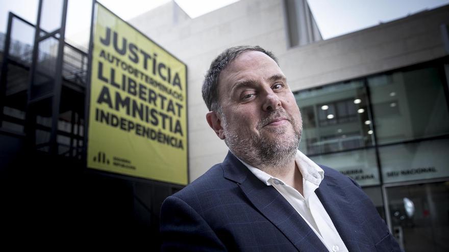 """Junqueras: """"El PSOE presentó el plan del aeropuerto a sabiendas de que Bruselas no lo permitirá"""""""