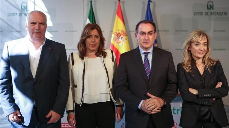 El Pacto por la Industria movilizará 8.000 millones de euros para un empleo de calidad