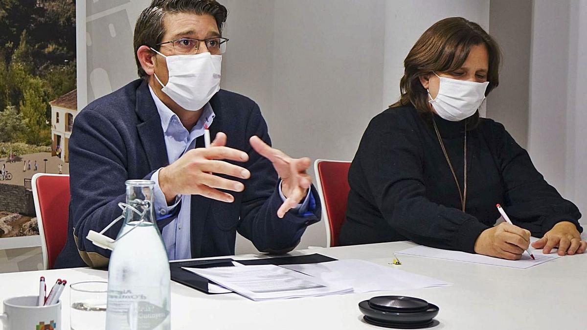 Respaldo   El Gobierno de España anuncia fondos europeos para Cantereria