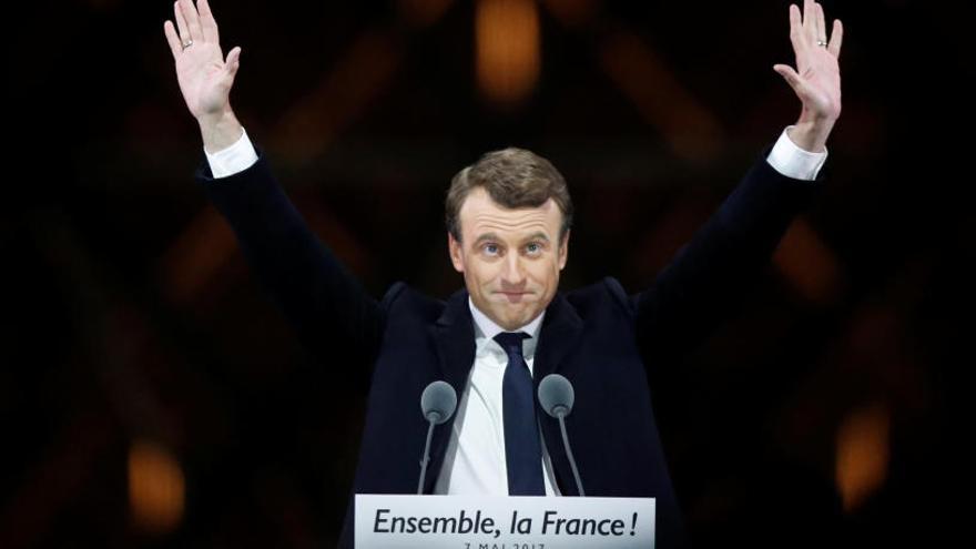 Emmanuel Macron bat Le Pen a la Catalunya del Nord, un dels feus de la ultradretana