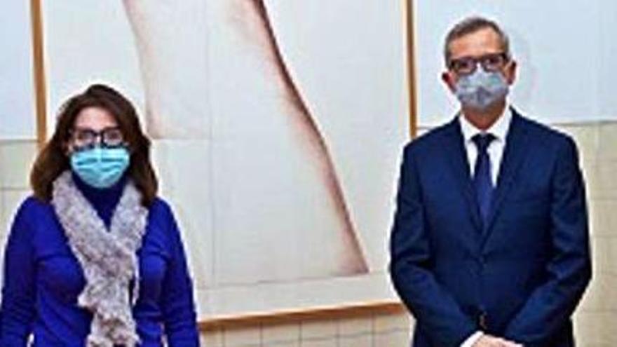 El Consejo Social aprueba por unanimidad el nombramiento de Francesc Vañó como nuevo gerente de la Universidad de Alicante