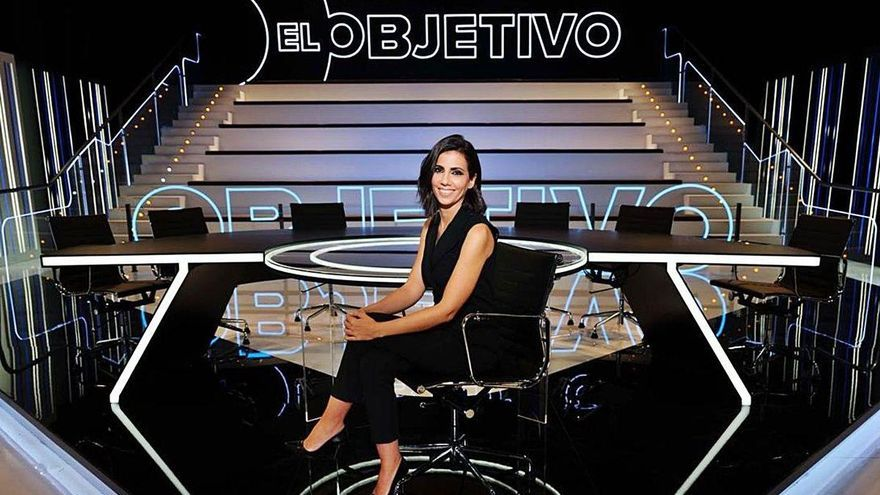 La periodista Ana Pastor entrevistará esta noche a Salvador Illa en el regreso de 'El objetivo' a La Sexta