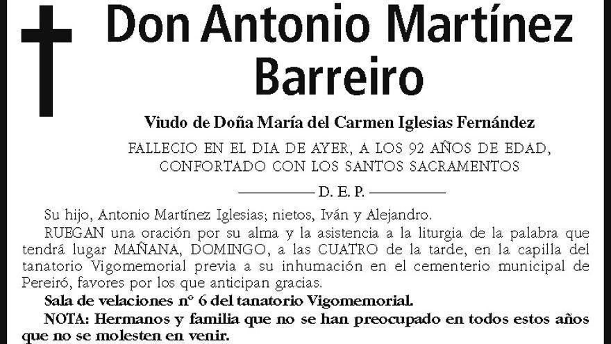 """Esquela con aviso en Galicia: """"Familia que no se ha preocupado en todos estos años, que no se moleste en venir"""""""