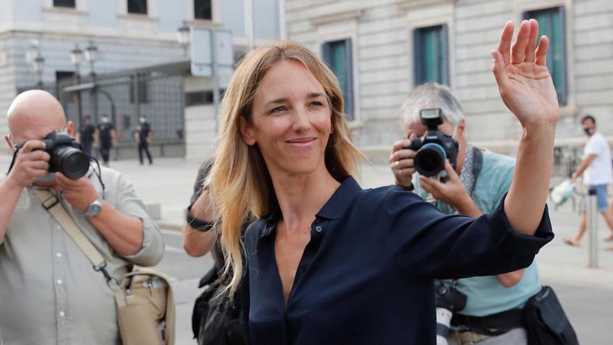 El TC revisará si Batet vulneró la libertad de expresión de Álvarez de Toledo