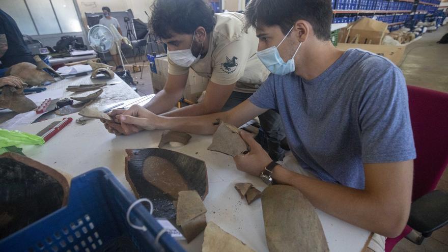 Las ánforas de  Ses Fontanelles,  el eslabón perdido del comercio en el Imperio Romano