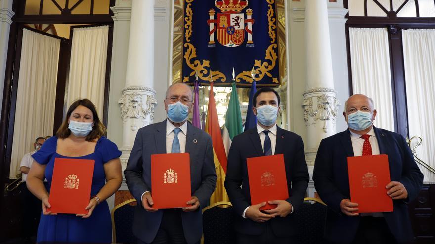 """Garzón asegura que el Gobierno no recortará las pensiones en """"ningún caso"""""""
