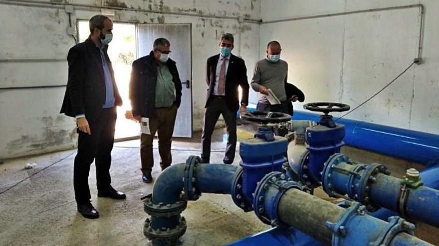 Benalmádena se garantiza agua para tres días en caso de cortes