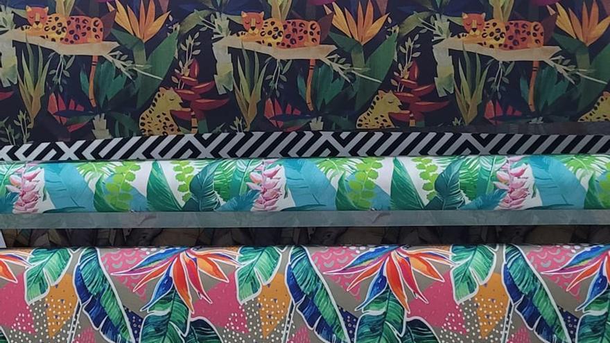 Una distribuidora textil con garantía de profesionalidad