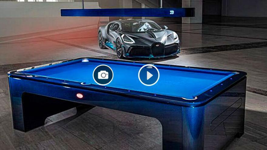 """Bugatti ya es """"made in"""" Vigo"""