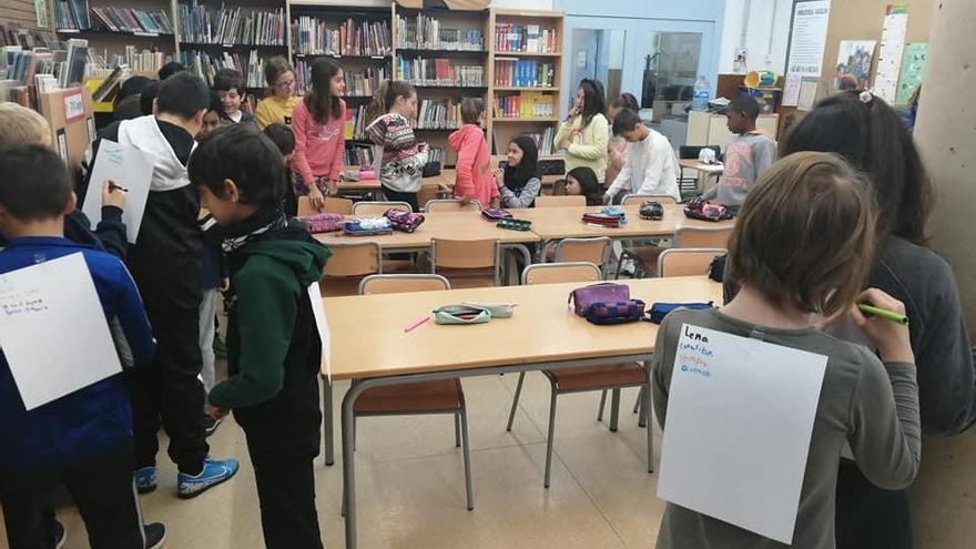 El Ceip Joana d'Empúries fa un taller sobre assetjament escolar als alumnes