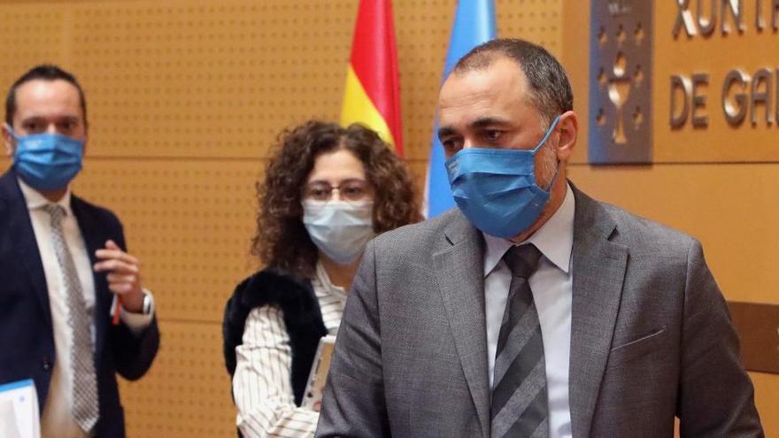 Galicia impone el cierre perimetral de siete grandes ciudades