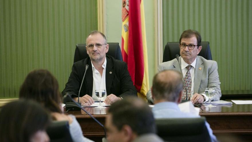 Dimite el vicerrector de Investigación de la UIB, Jaume Carot