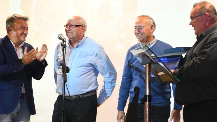 Xàbia se rinde a los Bradmis, el grupo que triunfó en los 60 y 70