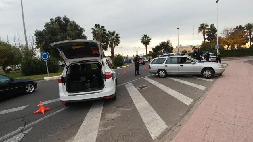Uno de cada 10 conductores da positivo por drogas en los nuevos controles de la Policía Local de Torrevieja