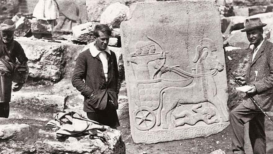 T. E. Lawrence: el hombre antes de ser Arabia