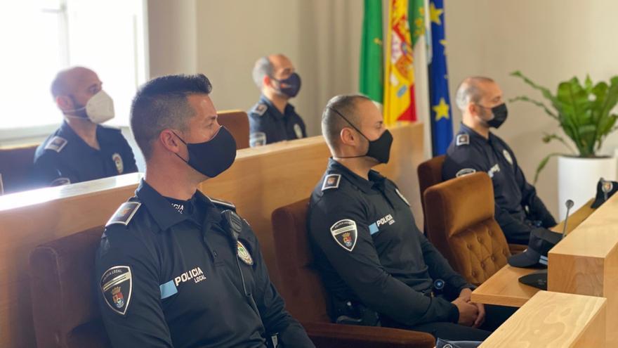 El plantel de policía local superará el 80% de ocupación a finales de año