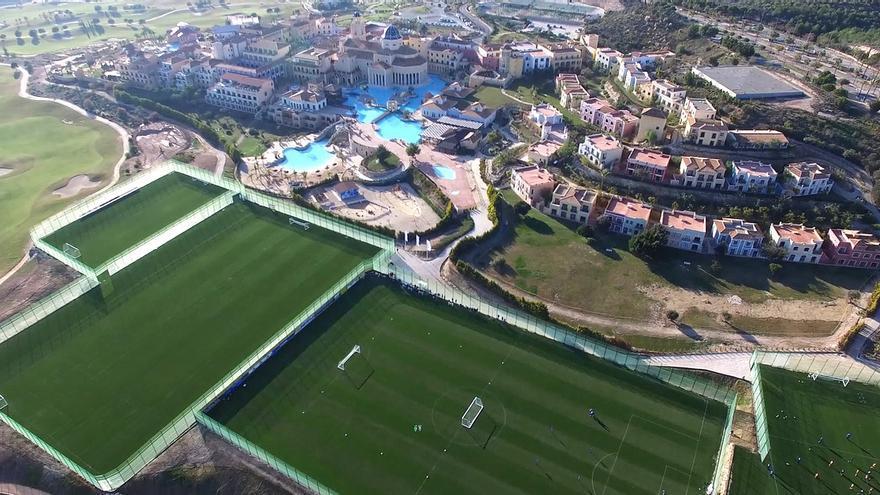 El Mallorca realizará el 'stage' de pretemporada en Benidorm