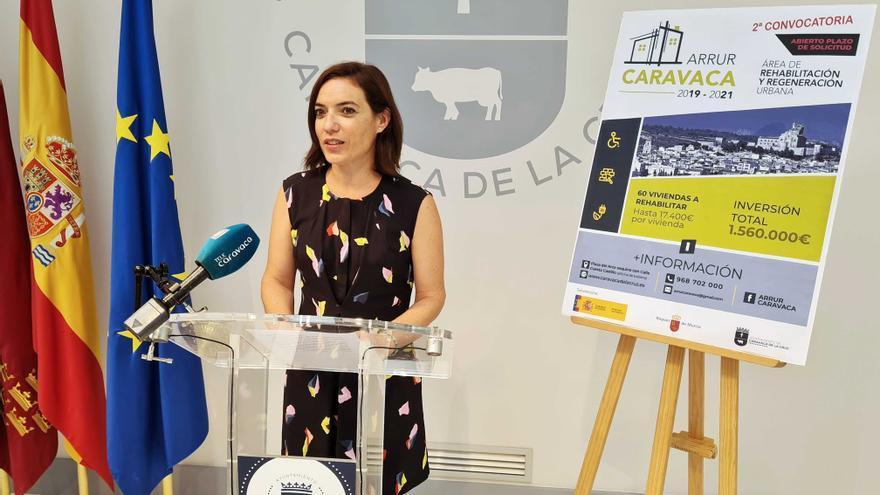 Abierta la segunda convocatoria de ayudas del Plan de Rehabilitación del Casco Histórico de Caravaca