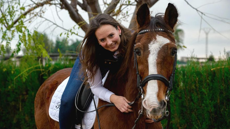 Una vida entre caballos