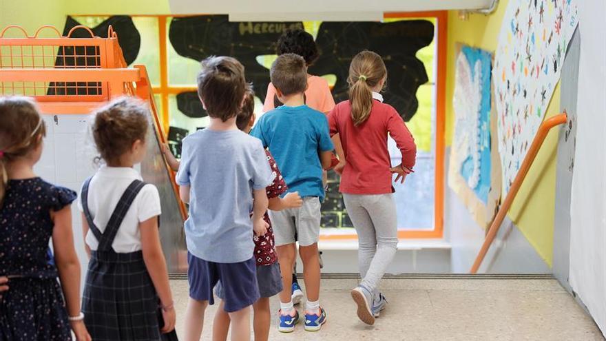 Las aulas en cuarentena suben a 24 en Extremadura