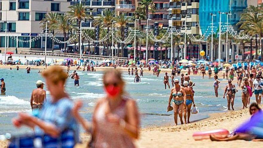 El turismo español reactiva las reservas hoteleras y eleva a un 85% la ocupación los fines de semana