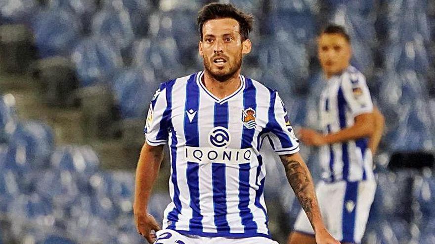 David Silva se rompe y no jugará ante AZ y Villarreal