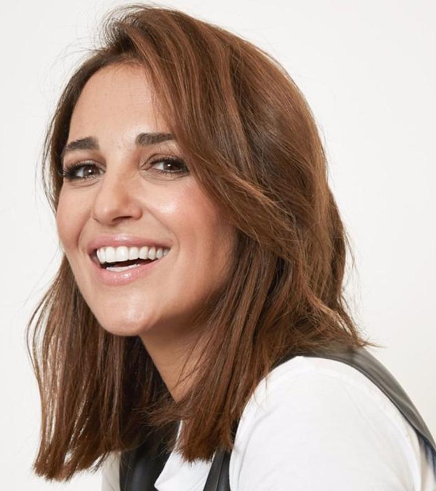 Paula Echevarría y su look 'low cost' ideal