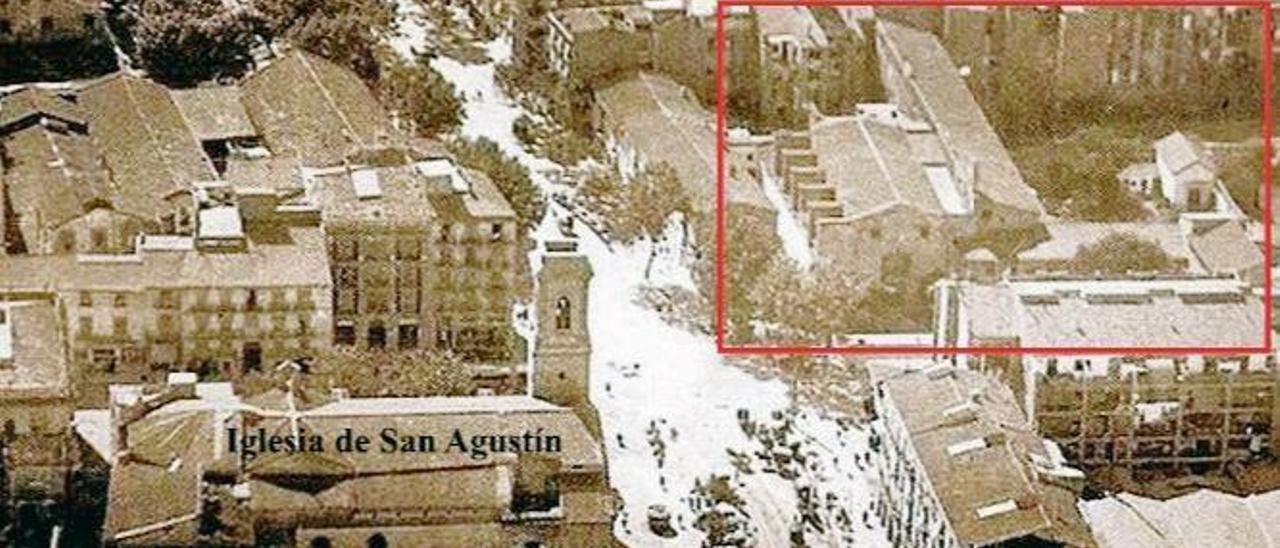 El convento de Jerusalem