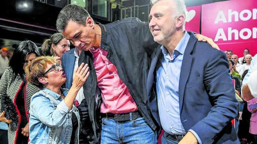 Ángel Víctor Torres y Pedro Sánchez  se reúnen mañana en Lanzarote