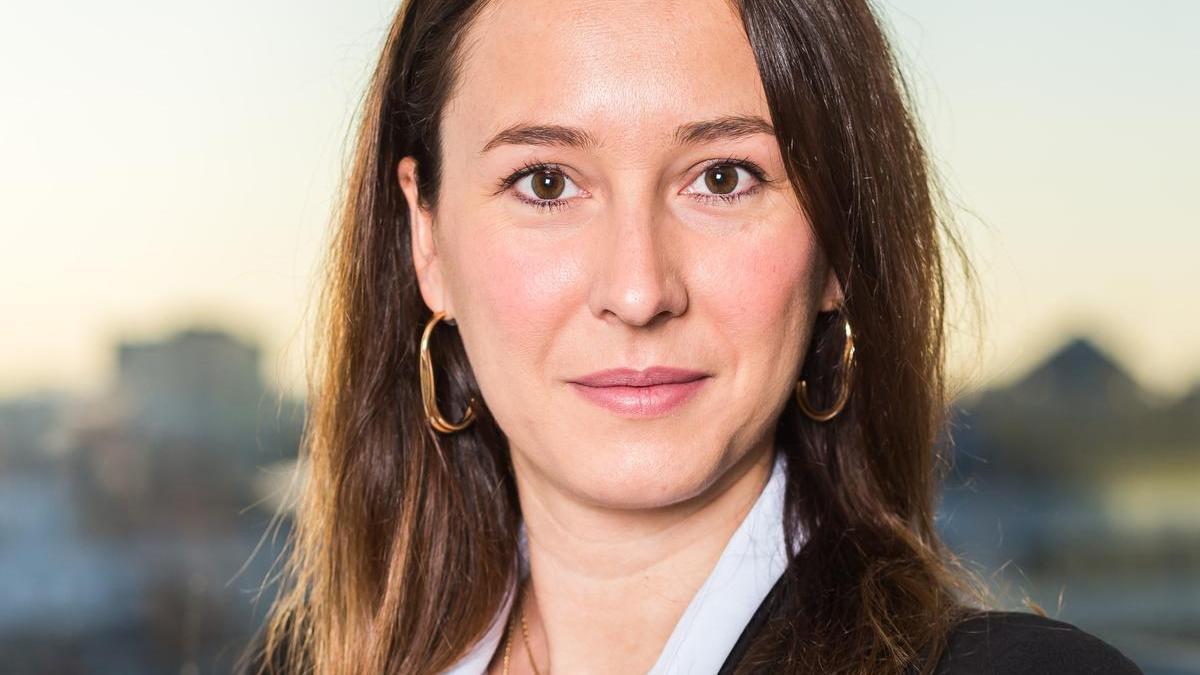 Tania Salvat, miembro del equipo de Distribución de BlackRock España, Portugal y Andorra