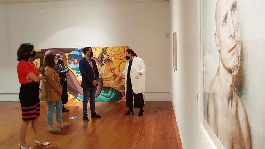 """La exposición """"Xuventude Crea. Máis dunha década"""" llega al Café Moderno"""